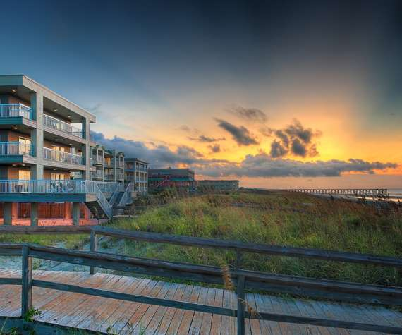 Charleston Beach Hotels Sc Beaches