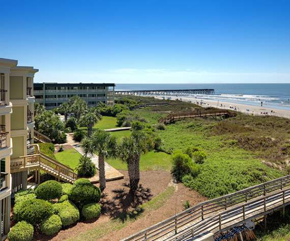 Charleston Beach Hotels | Charleston SC Beaches