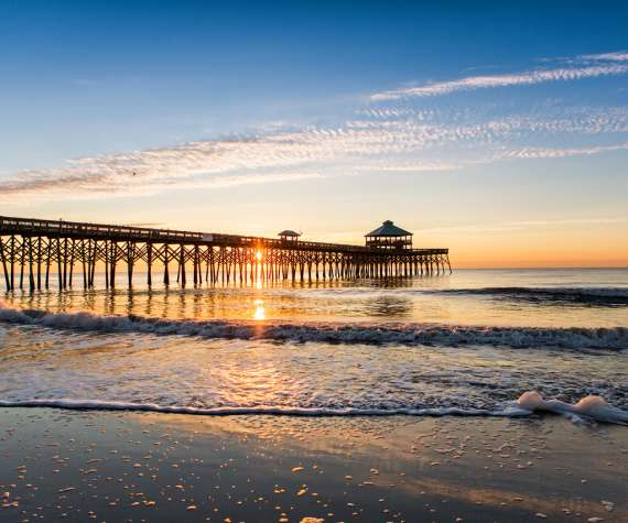 Charleston Beach Resorts Kiawah