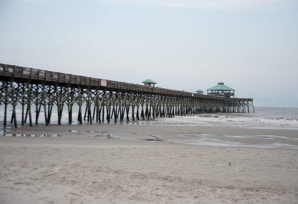 Folly Beach Pier | Charleston Area CVB