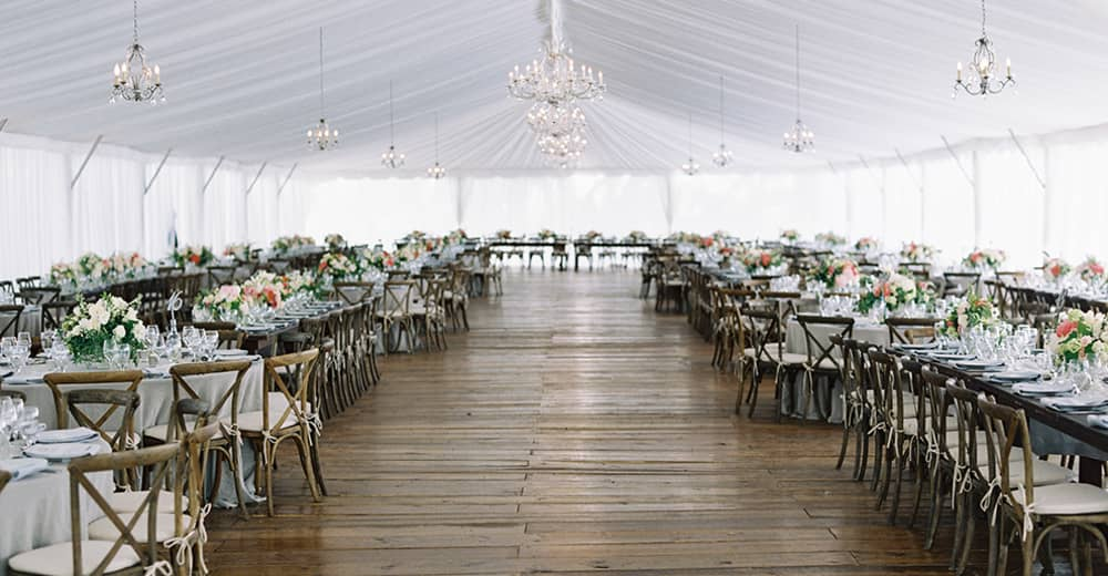 Use Snyder The Event Rental Co For A Perfect Charleston