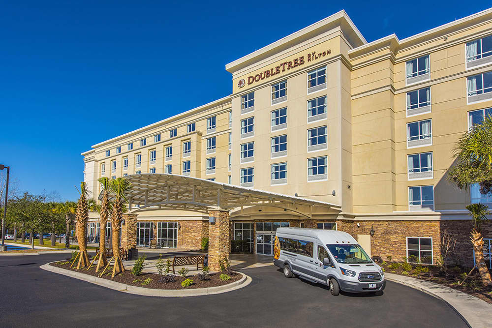 Book your group visit or tour at doubletree by hilton - Hilton garden inn north charleston sc ...