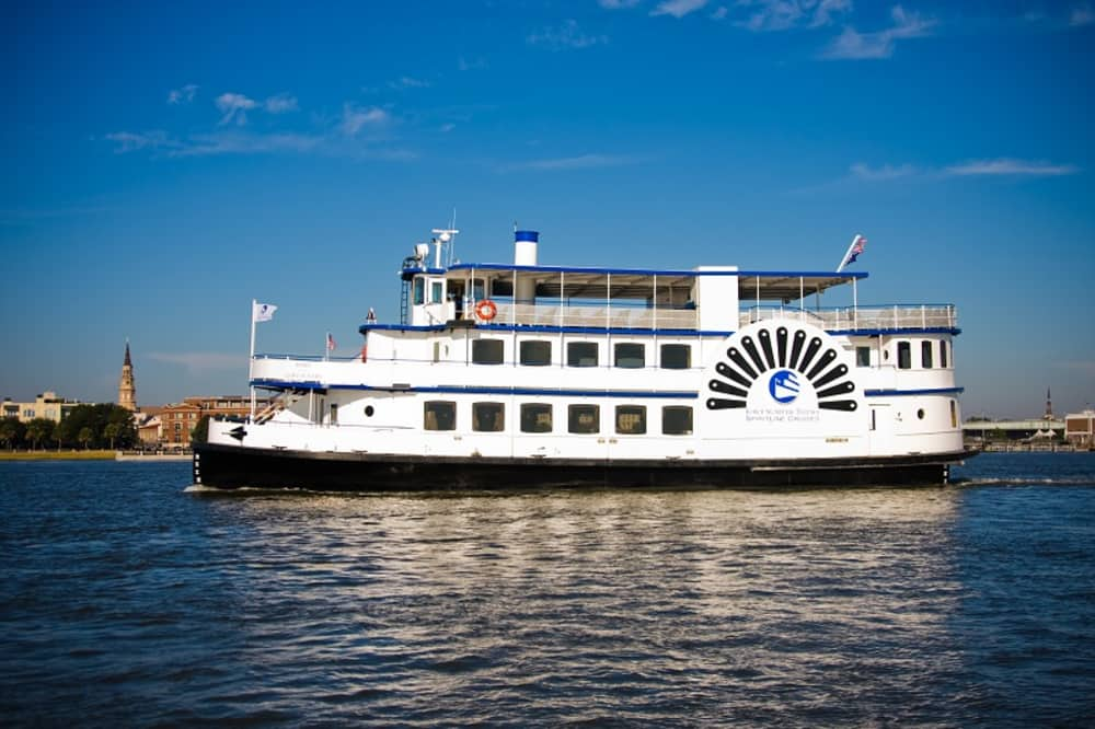 Book a Meeting or Event at SpiritLine Cruises - Spirit of the Lowcountry |  Charleston Area CVB