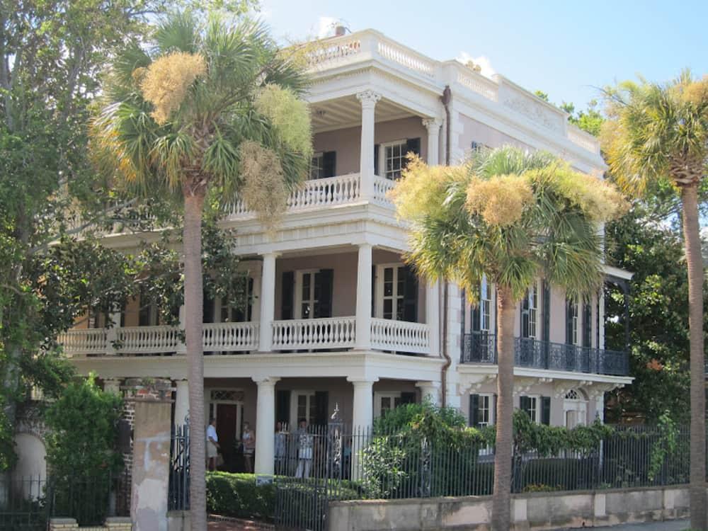 Image of Edmondston-Alston House