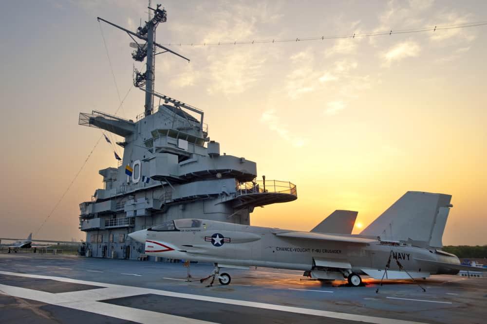 Patriots Point Naval Maritime Museum Charleston Area Cvb