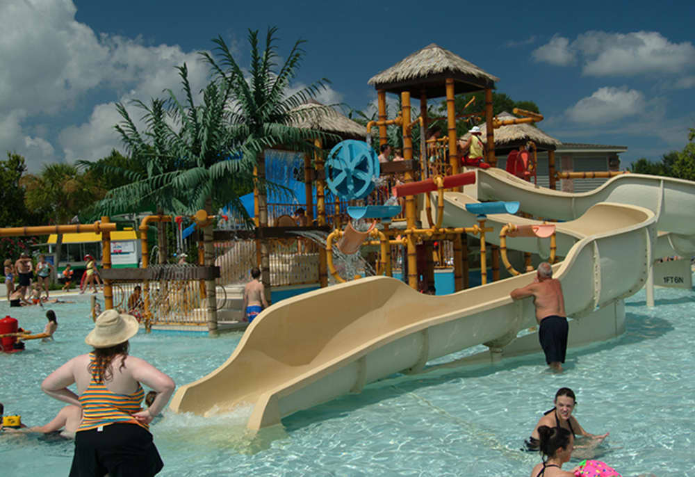 Splash Zone Water Park James Island
