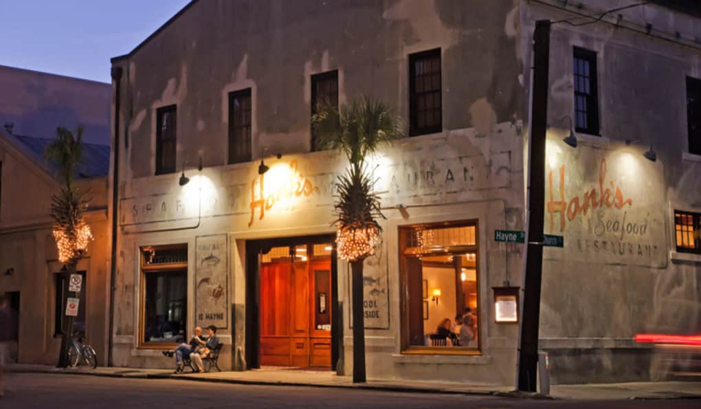 Dining Nightlife In Charleston Downtown Official