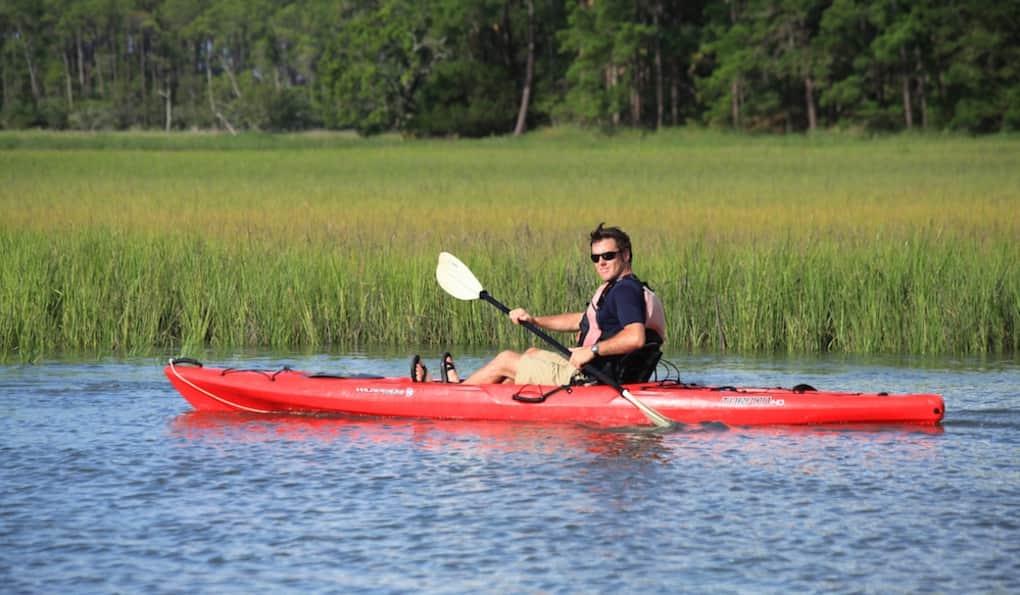 Kayak Rentals Kiawah Island Sc