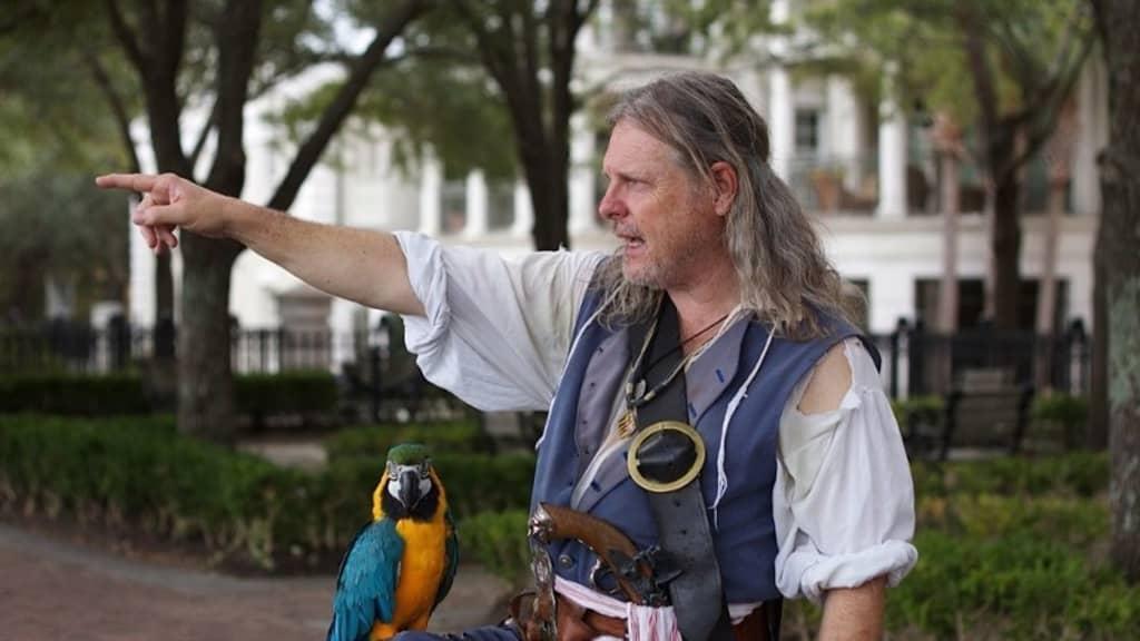 Image of Charleston Pirate Tours - Walking Tour