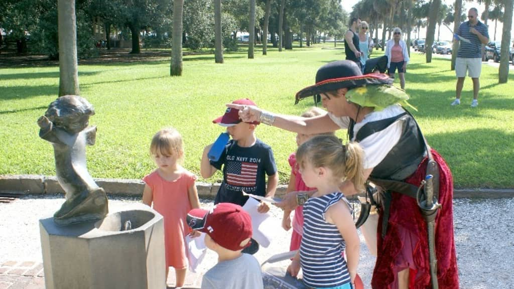 Image of Charleston Pirate Tours - Special Interest