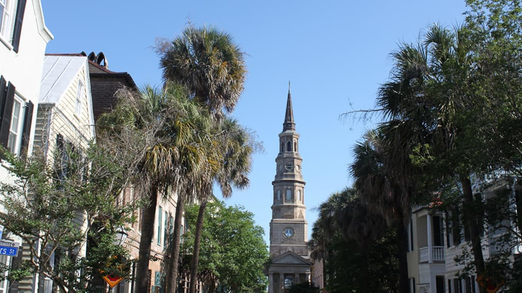 Image of Gray Line of Charleston