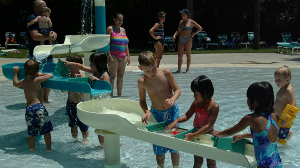 Image of Splash Island Waterpark