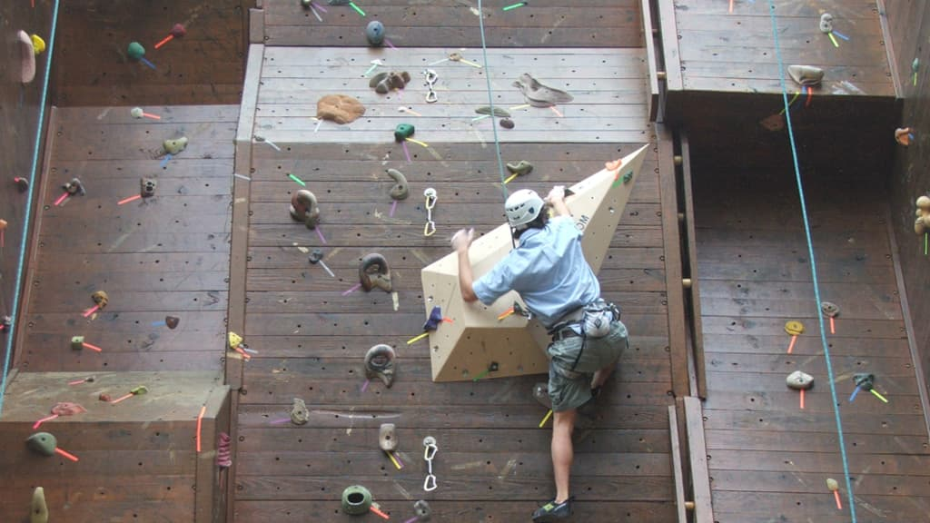 Image of Climbing Wall-James Island County Park