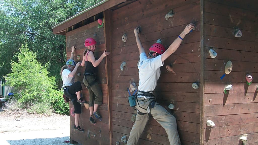 Image of Climbing Wall-James Island County Park