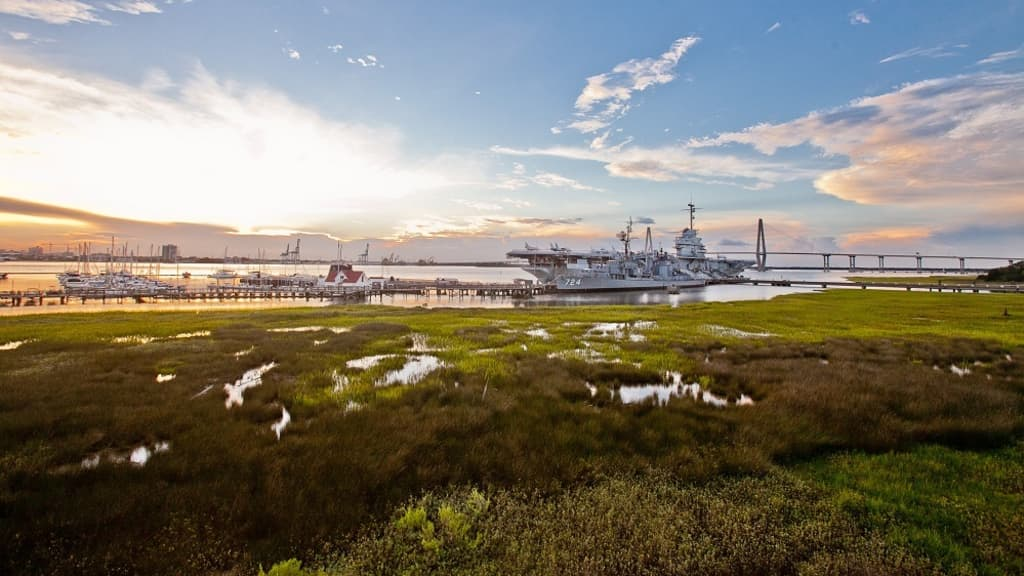 Image of Charleston Harbor Fish House