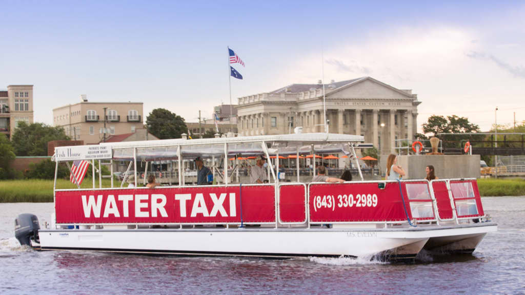 Image of Charleston Water Taxi