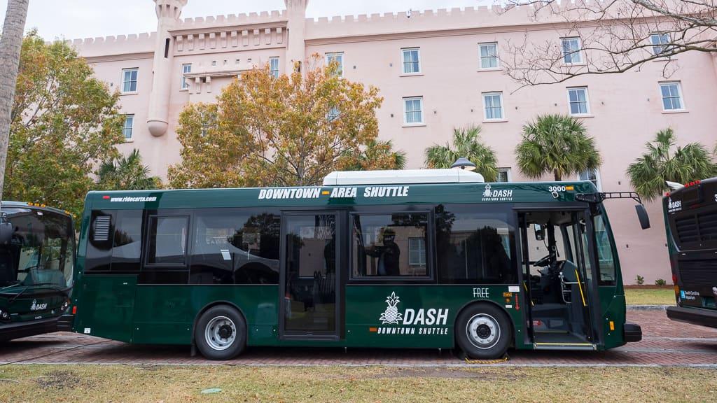 Image of CARTA - Charleston Regional Transportation Authority