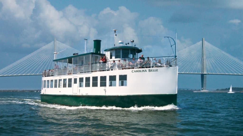 Image of Charleston Harbor Tours