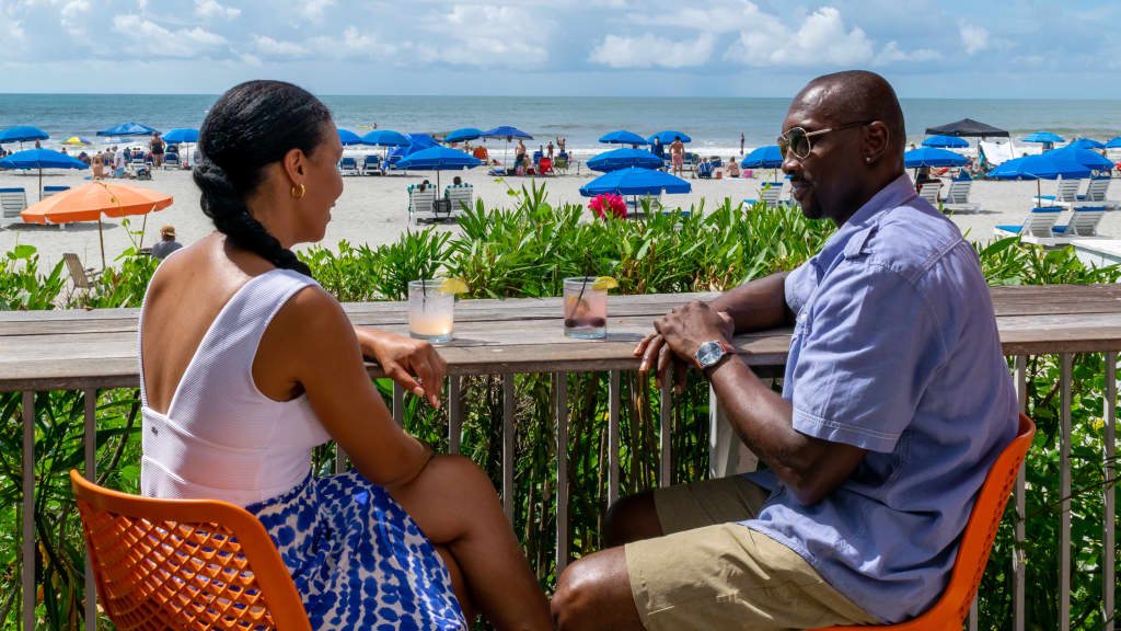 Image of BLU Beach Bar & Grill