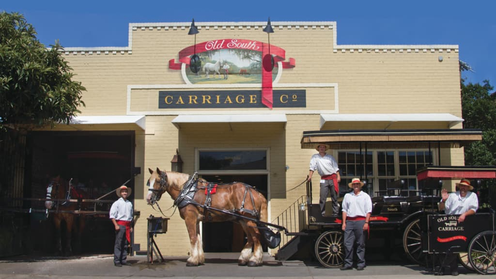 Image of Old South Carriage Company