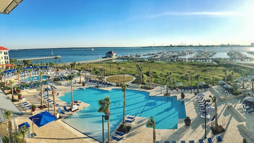 Image of The Beach Club at Charleston Harbor Resort and Marina