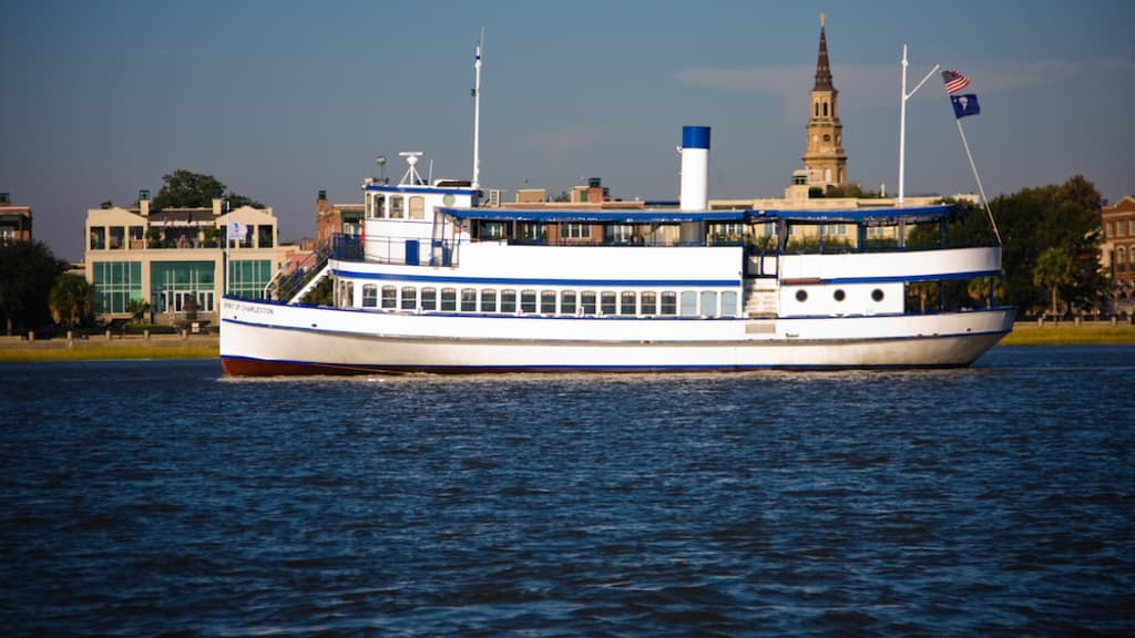 Image of SpiritLine Cruises - Charleston Harbor Tours