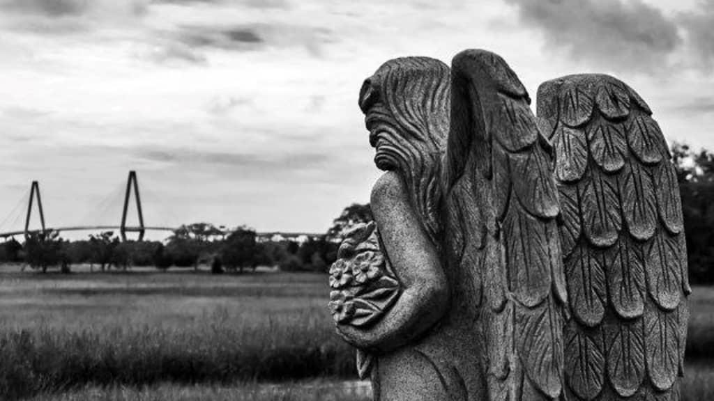 Image of Spirits of Magnolia Cemetery Tour
