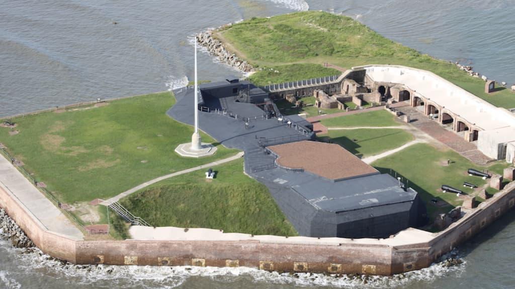 Image of Ft. Sumter Tours/Charleston Strolls Tour Combo