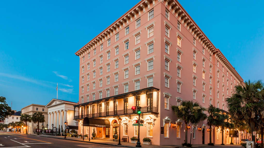 Image of The Mills House Wyndham Grand Hotel