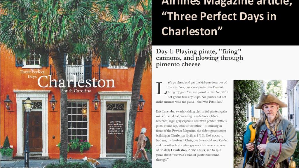 Image of Charleston Pirate Tours