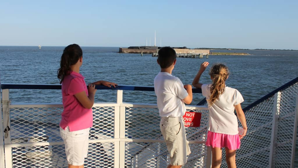 Image of Fort Sumter Tours