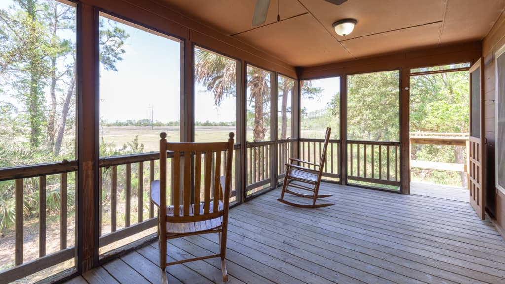 Image of Cottages at James Island County Park
