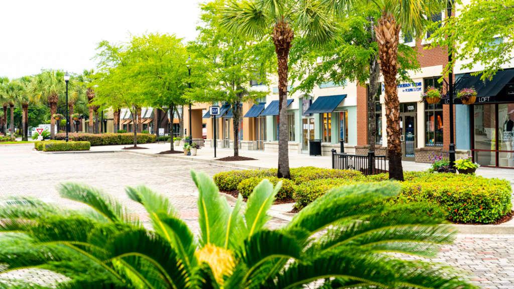 Image of Mount Pleasant Towne Centre