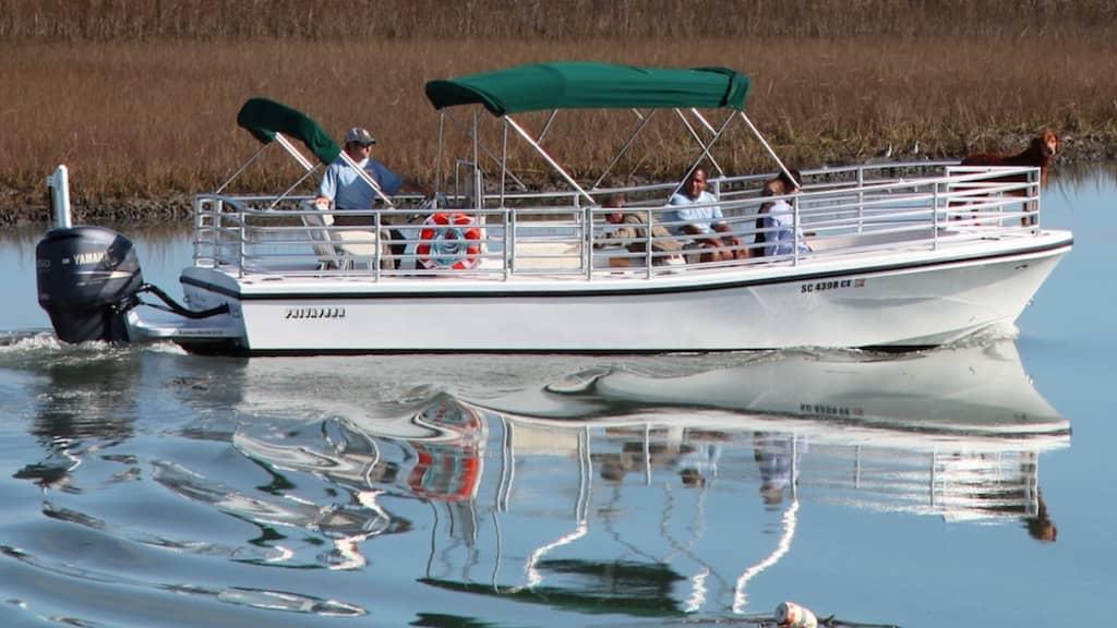 Image of Kiawah Island Golf Resort - Boat Charter