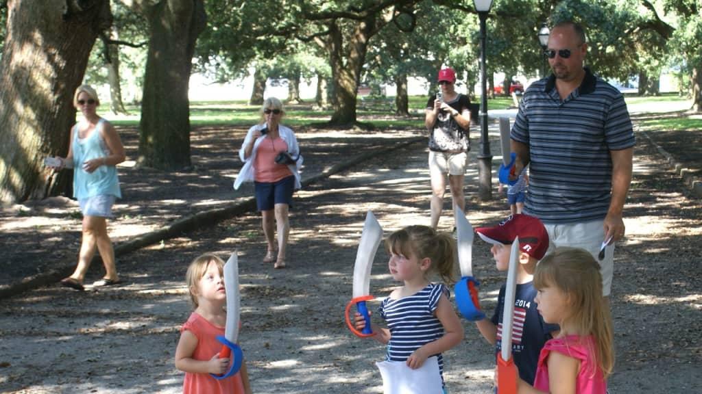 Image of Charleston Kids Tour