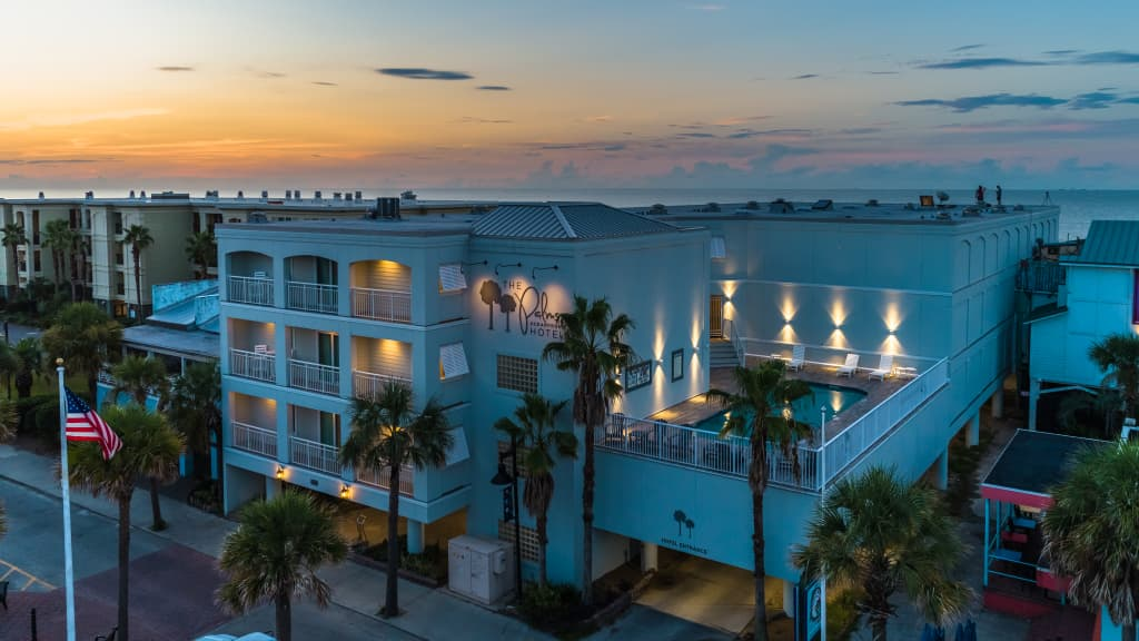 Image of The Palms Oceanfront Hotel