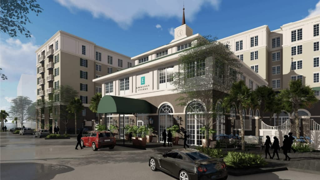 Image of Embassy Suites by Hilton Charleston Harbor Mount Pleasant