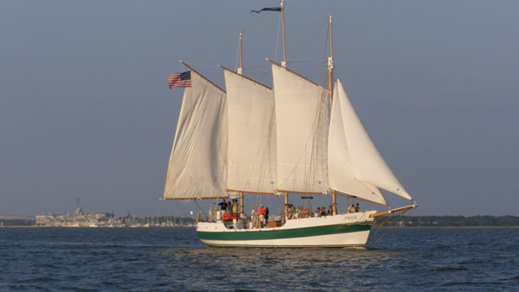 Image of Charleston Harbor Tours - Private Events