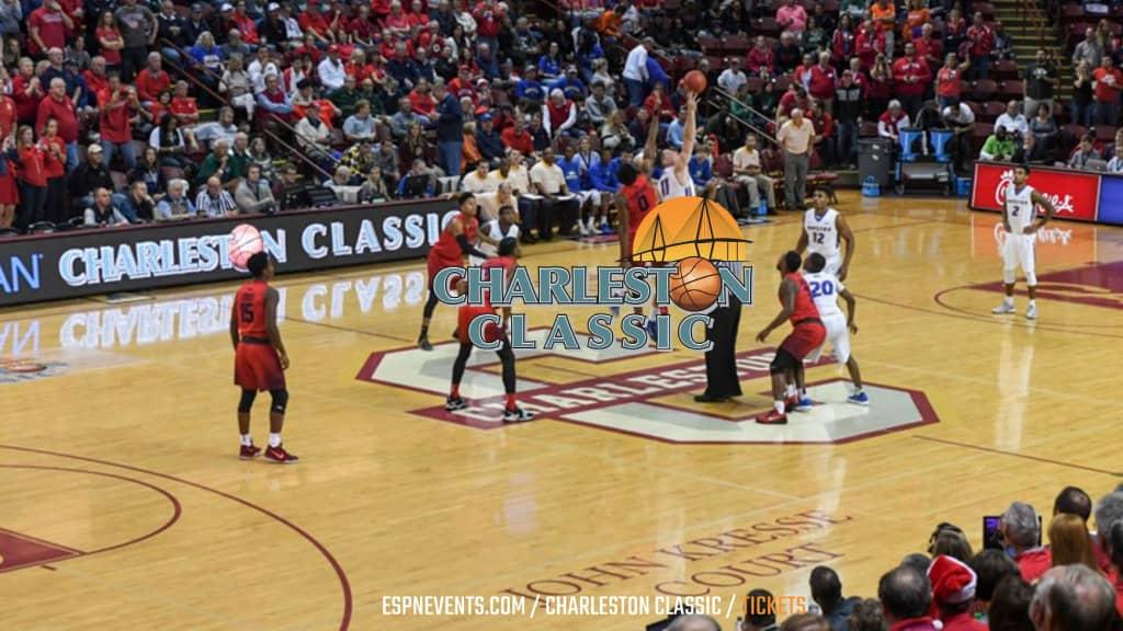 Image of 11th Annual Charleston Classic Basketball Tournament