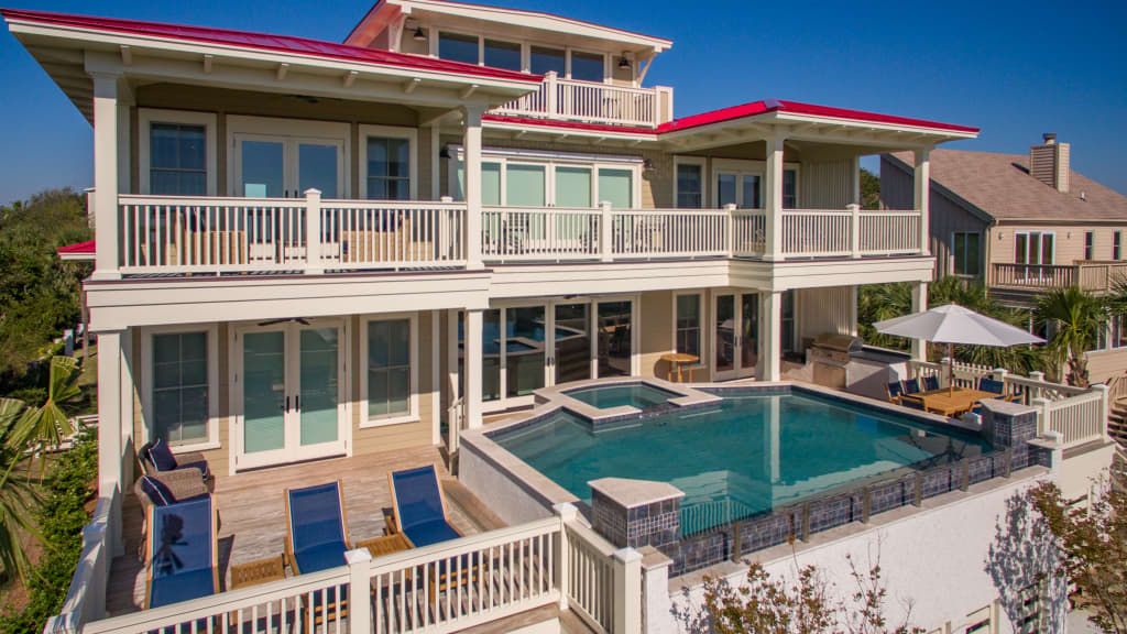 Image of Charleston Coast Vacations by Dunes Properties | Isle of Palms and Wild Dunes