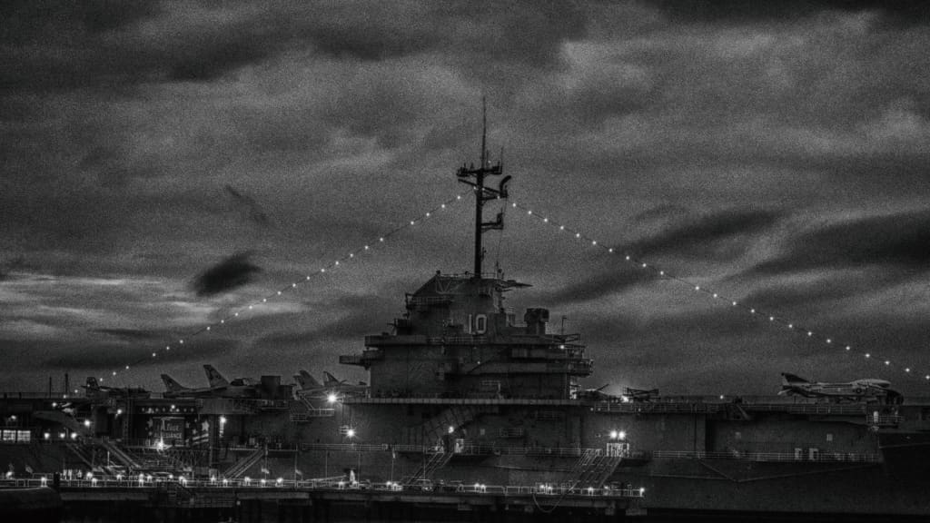 Image of USS Yorktown Ghost Tour
