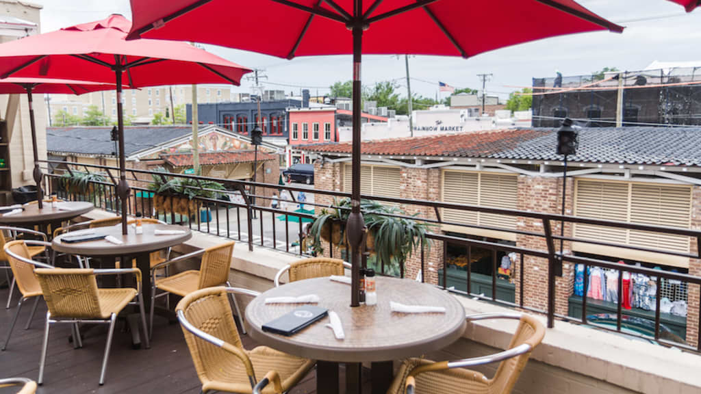 Image of Charleston Crab House - Rooftop Dining