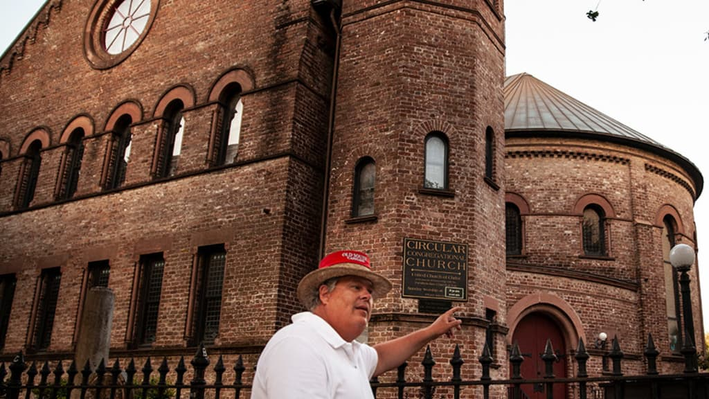 Image of Old South Haunted Walking Tour