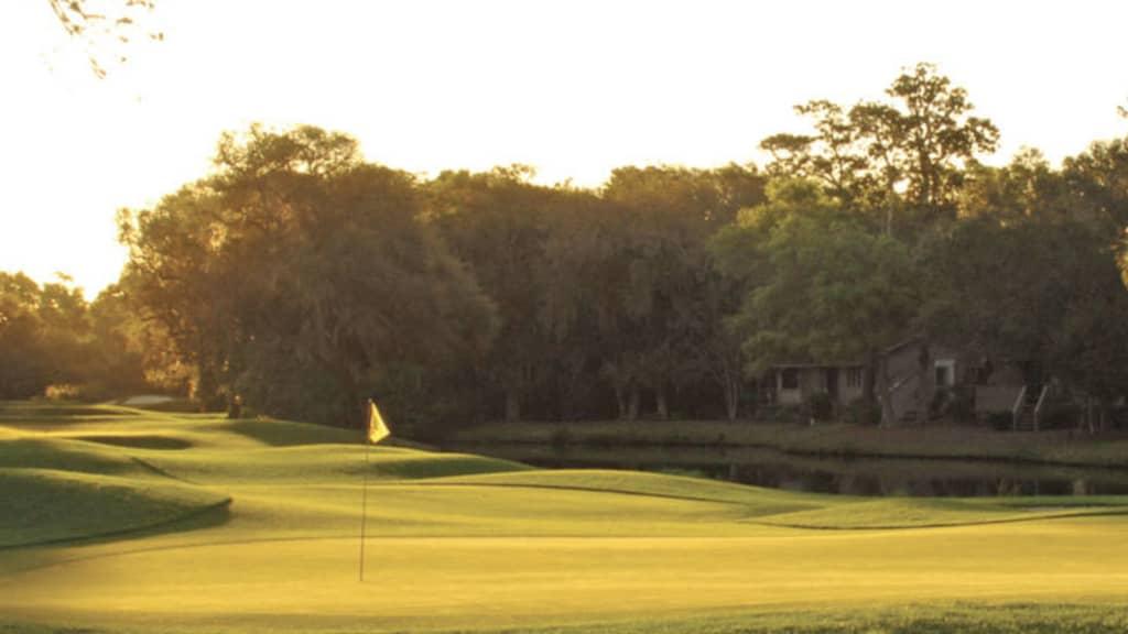 Image of Kiawah Island Cougar Point Golf Club