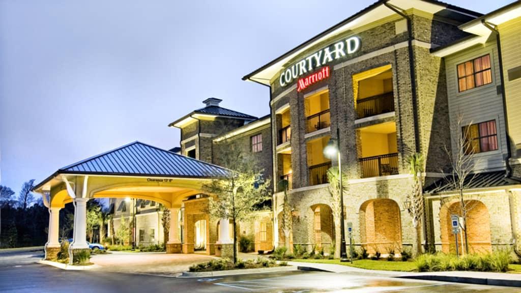 Image of Courtyard by Marriott Charleston-Mt. Pleasant