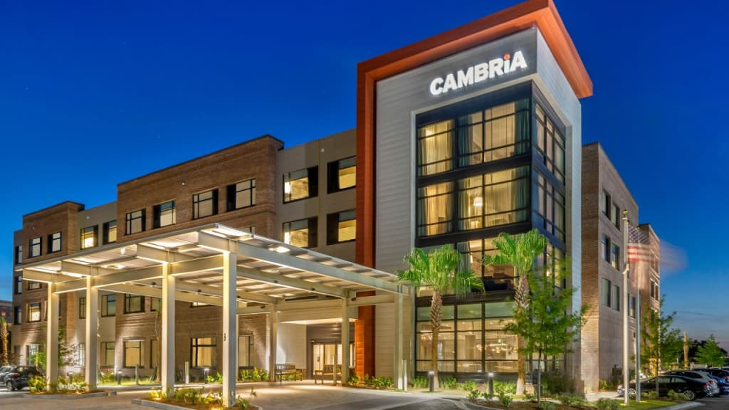 Image of Cambria Charleston Riverview