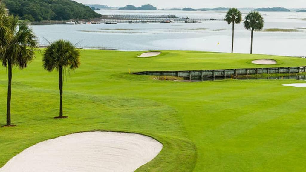 Image of Kiawah Island Oak Point Golf Club