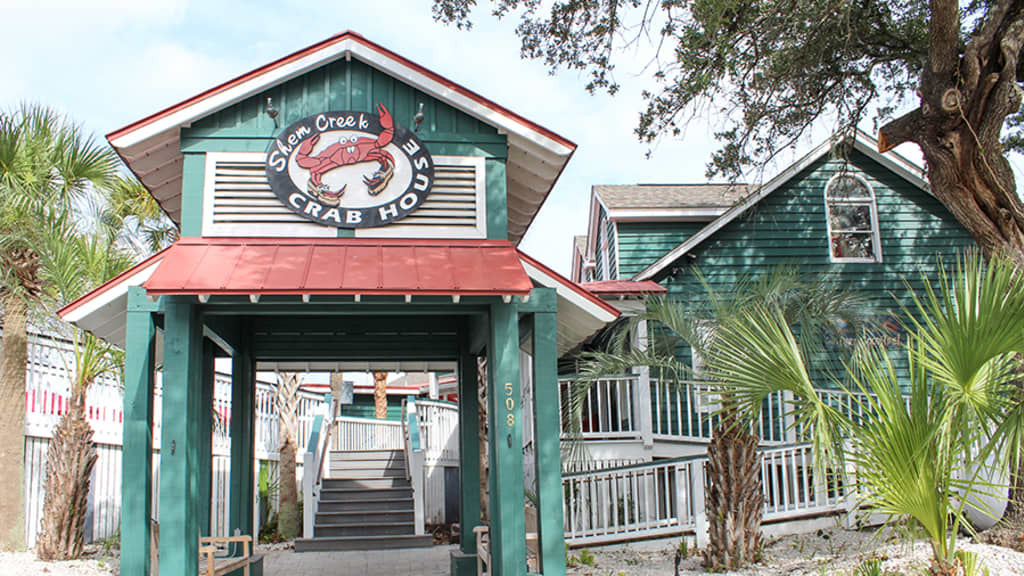 Image of Shem Creek Crab House