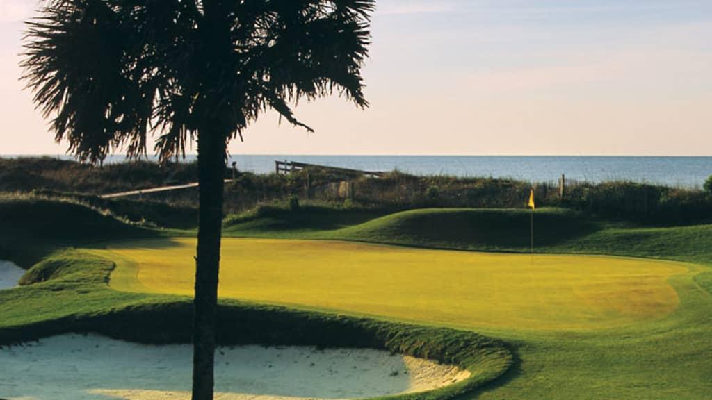 Image of Kiawah Island Turtle Point Golf Club