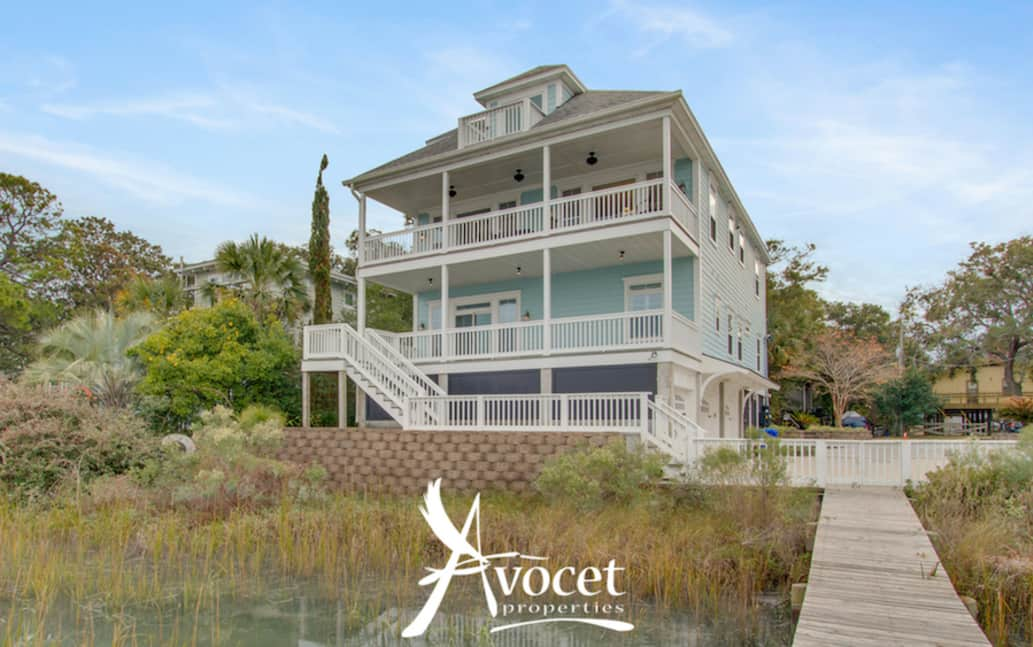 Astonishing Charleston Beach Rentals Charleston Beach Vacation Rentals Beutiful Home Inspiration Cosmmahrainfo